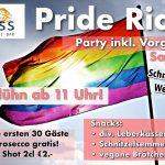 pride ride